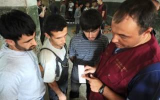 О штрафах за просроченную регистрацию иностранного гражданина или за проживание не по месту прописки