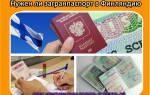 Загранпаспорт в Финляндию: нужен ли он россиянам и какие дополнительные бумаги могут потребоваться для вылета?