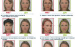 Образец заполнения вида на жительство в России: вид документа на фото