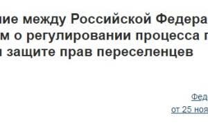 Как получить статус переселенца из Туркменистана в Россию и что он дает?