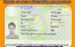 Пошаговая инструкция получения россиянами визы в Занзибар: как избежать проблем при оформлении?