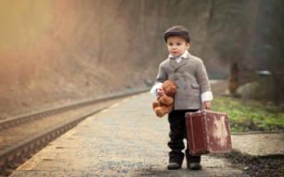 На каких основаниях возможно выселение несовершеннолетних детей из жилого помещения?