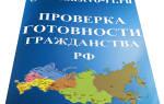 Подробно о том, как выполняется проверка готовности гражданства РФ: доступные способы