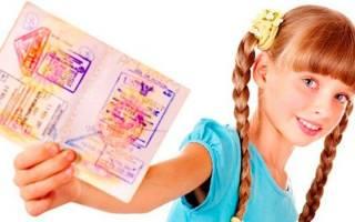 Исчерпывающий перечень, или Какие документы нужны на загранпаспорт для ребенка?